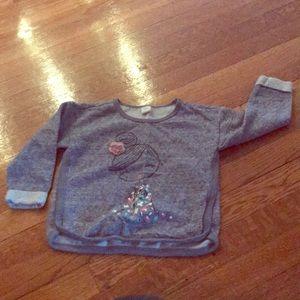 Baby Gap 3T Blue Sweatshirt